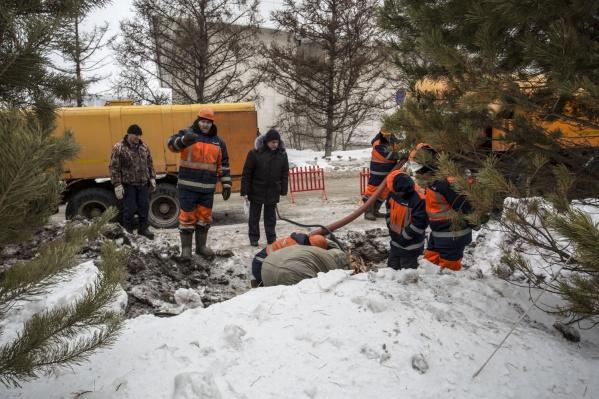В инцидент с отключением 43 домов в Кировском районе вмешалась прокуратура