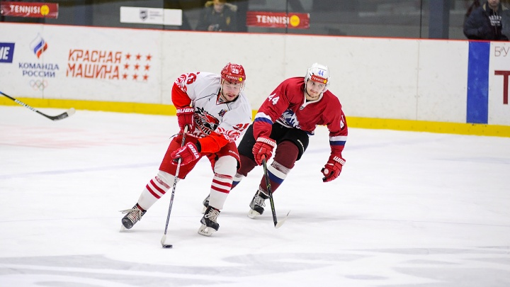 Ростовские хоккеисты разгромили «Алтай»