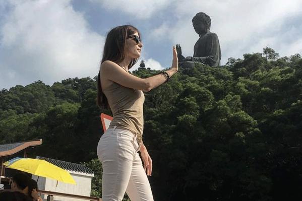 Даша рассказала о жизни в азиатской стране