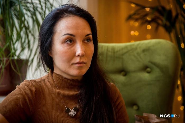 Марина Селиванова сама любит носить украшения, которые делает