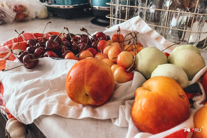 400 грамм фруктов в день — идеально