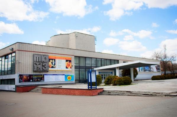 Площадь перед театром также отремонтируют