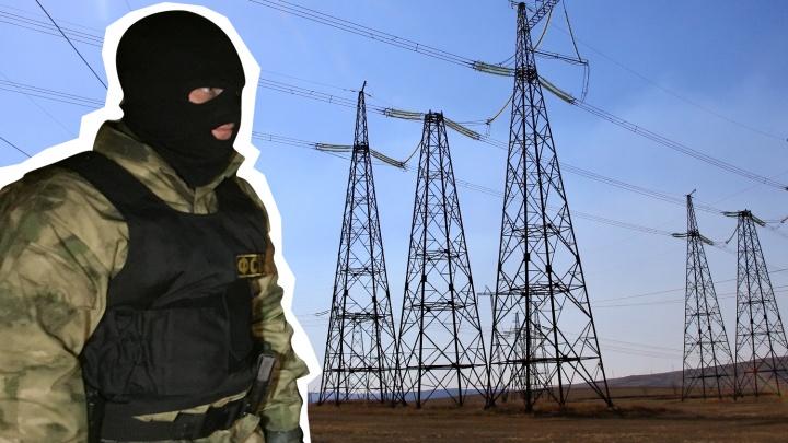 «Никого близко не подпускали»: рассказ очевидцев из села под Магнитогорском, где у ЛЭП работала ФСБ