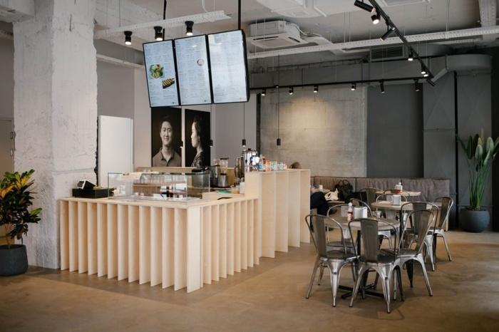 Стрит-фуд-кафе открылось в Екатеринбурге в конце апреля 2018 года