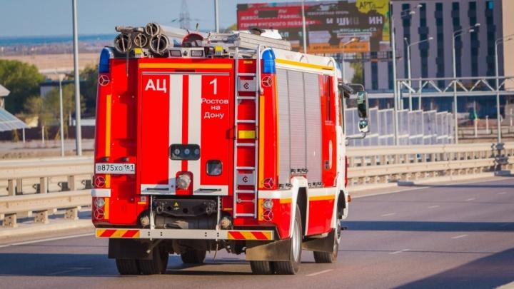 Предупреждение от спасателей: в Ростовской области высока угроза возникновения пожаров