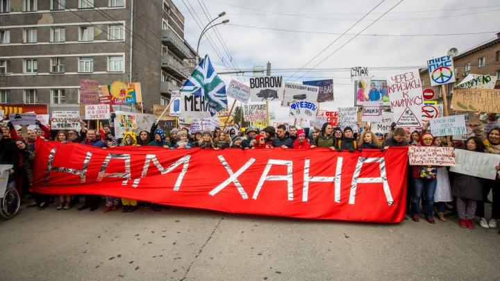 Нам хана: 16 лучших фотографий «Монстрации-2019»