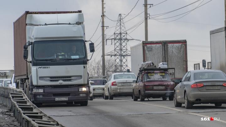 Для реконструкции моста на Малиновского власти изымут у ростовчан землю