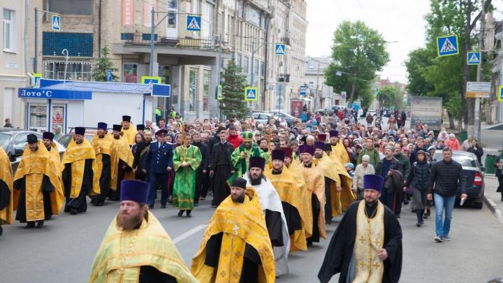В Самаре перекроют 8 улиц из-за крестного хода в честь Казанской иконы Божией Матери