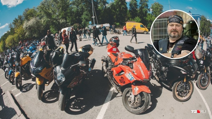 «Моральные уроды есть среди всех»: известный байкер — о претензиях тех, кто ненавидит мотоциклистов