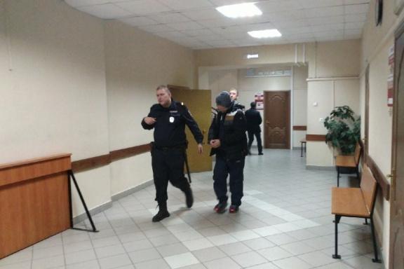 Самарскому налоговику-«эпилептику» Виталию Арефьеву изменили меру пресечения