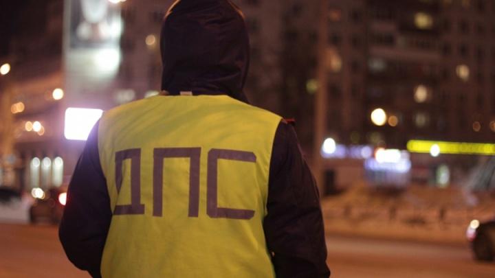 В Перми полиция разыскивает водителя, который сбил ребенка на пешеходном переходе