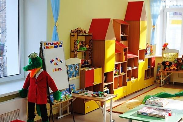 В детском саду проходят карантинные мероприятия