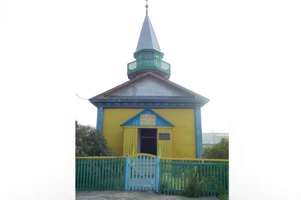 Мечеть в селе Муллакаево Баймакского района построили в 70-е годы XIX в.