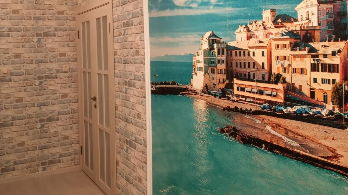 Теперь в коридоре у Татьяны всегда гуляет средиземноморский бриз