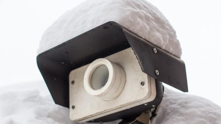 Сегодня камеры-треноги поставят на Космическом проспекте и Красном Пути