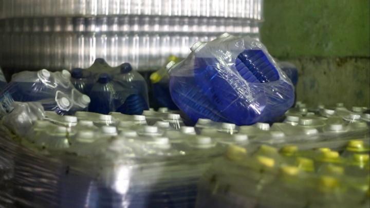 Крайне токсична: под Челябинском уничтожили 12,5 тысяч литров палёной незамерзайки