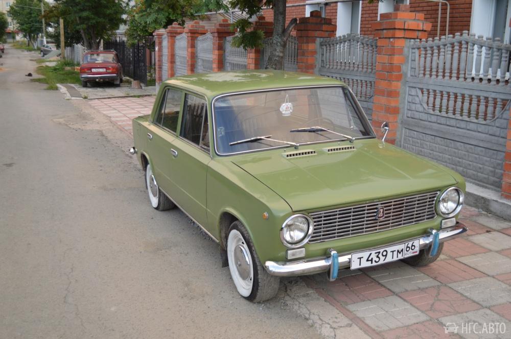 Поезженные машины: сделано в СССР (фото)