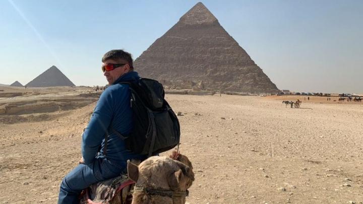 «Завязали глаза и доставили в участок»: челябинского путешественника задержали египетские военные