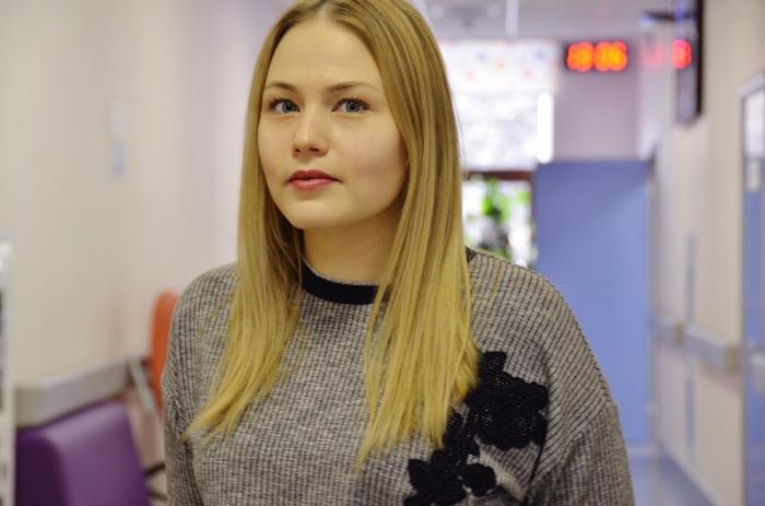 Жительница Новосибирска Яна Перелыгина уже поправилась после тяжёлой операции