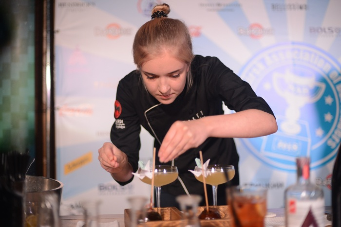 В ресторанном комплексе «Урицкий» прошёл Кубок барменов Новосибирска