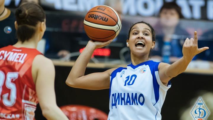 Баскетбол: новосибирское «Динамо» одержало победу над ногинским«Спартаком»