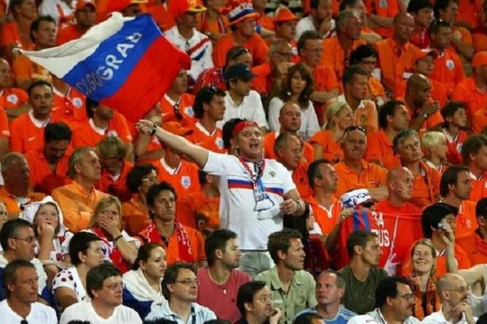 Дмитрий Обретецкий был ярым футбольным болельщиком