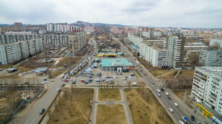 Улицу Копылова решено перекрыть на 2 месяца