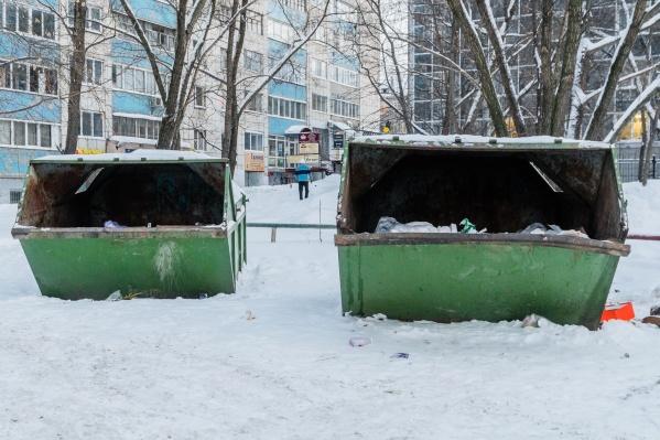 С 1 января порядок оплаты вывоза отходов изменился