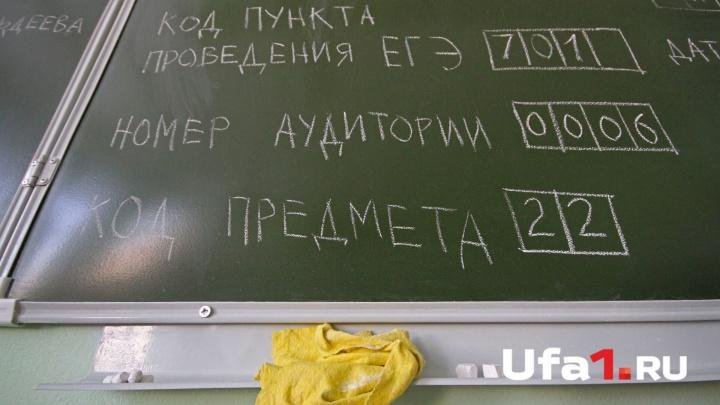 Выпускники Башкирии готовятся к сдаче ЕГЭ по обществознанию