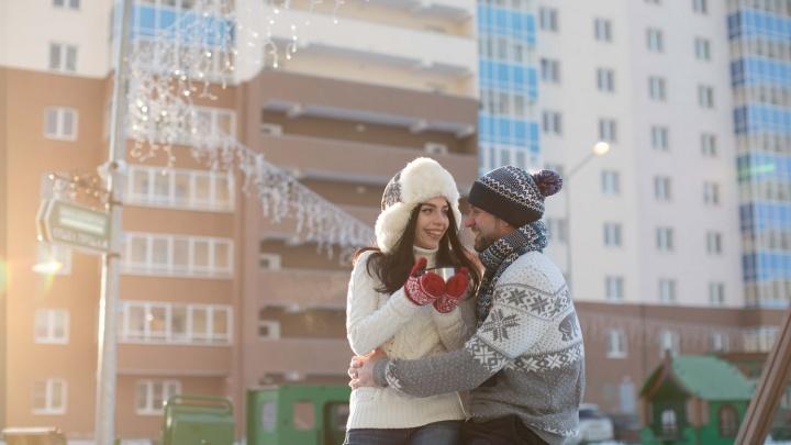 Квартира недели: в Екатеринбурге нашли оптимальную квартиру для современной семьи