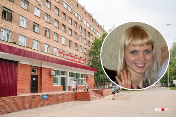 Елена Николаева три с половиной месяца лежала в реанимации