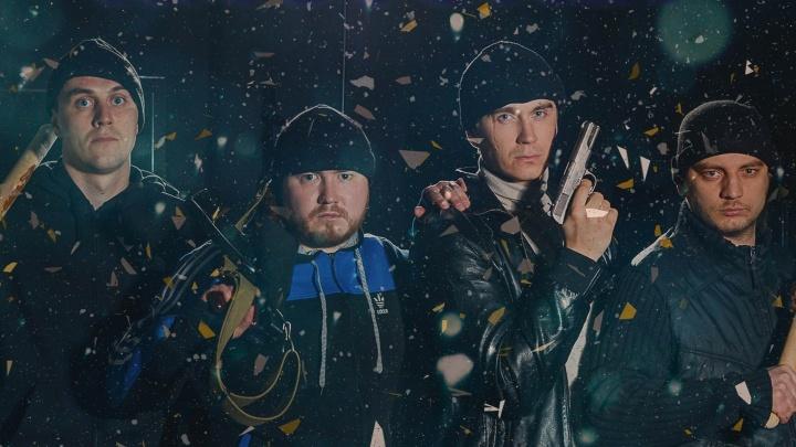 Тюменцы сняли криминальную драму «Пистолет» и бесплатно выложили фильм в Сеть