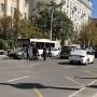 Забыл о правилах: напротив здания донского правительства «Хендай» сбил пешехода