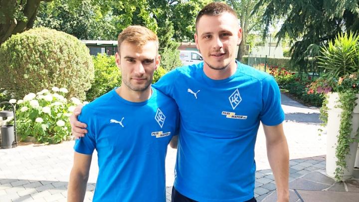 За «Крылья Советов» будут играть два нападающих из Молдавии и Хорватии