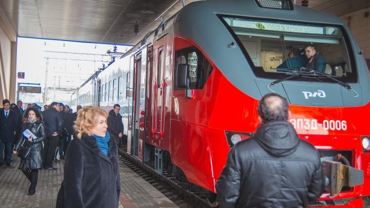 В Москву и Кисловодск на Новый год: в праздники из Ростова назначат дополнительные поезда