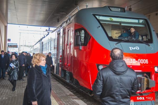 Дополнительные поезда совершат 80 рейсов