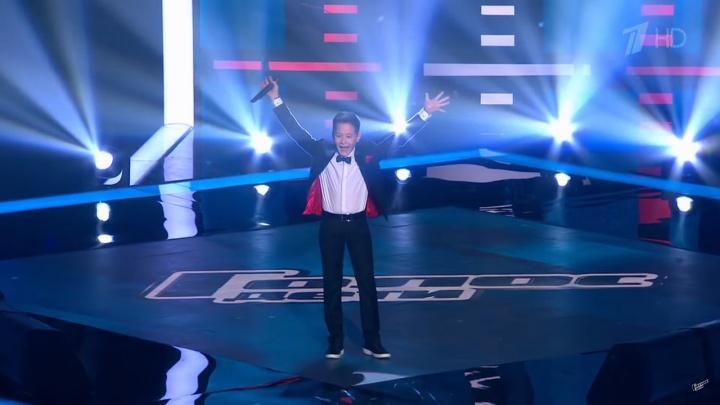 13-летний тюменец прошел в шоу «Голос.Дети» и попал в команду Валерия Меладзе