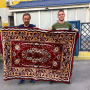 РФРЛ сделает замечание «Ростову» за ковер на трибуне на матче с «Енисеем»