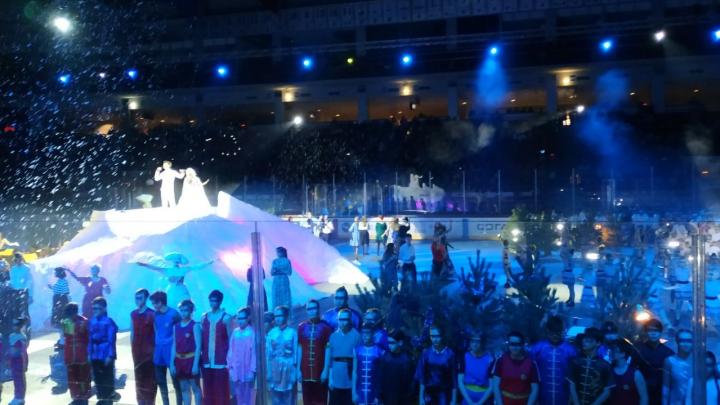 Текслер поручил проверить чиновников, одобривших провальное шоу в Челябинске