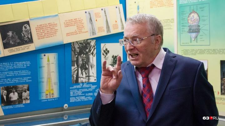 Комитет по этике Госдумы пожурил Хинштейна и Жириновского за скандал в прямом эфире