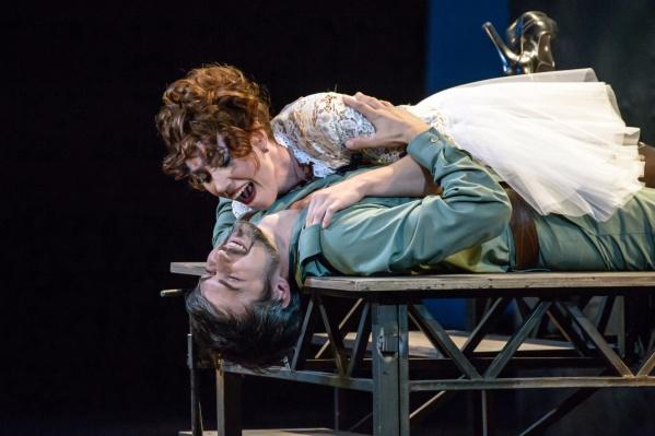 Волгоградцы смогут вживую увидеть театральную страсть красавца Хосе к лауреату «Грэмми»-2006