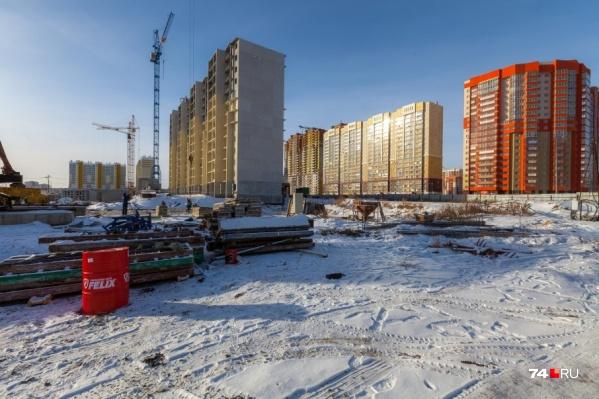 Сдать дом №102 в «Академ Riverside» планируют в первом квартале этого года