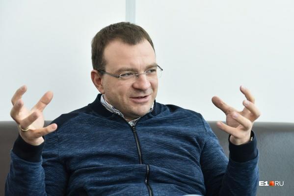 Мы подвели итоги года на строительном рынке спрезидентом Ассоциации строителей Урала Вячеславом Трапезниковым