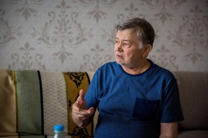 Владимиру Шадрину 78 лет