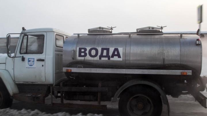 В центре Архангельска без воды до вечера остались жильцы 20 домов