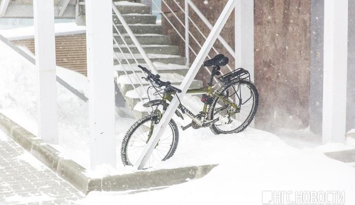 На предпраздничной неделе Красноярск ждут резкие скачки погоды: от нуля до –20