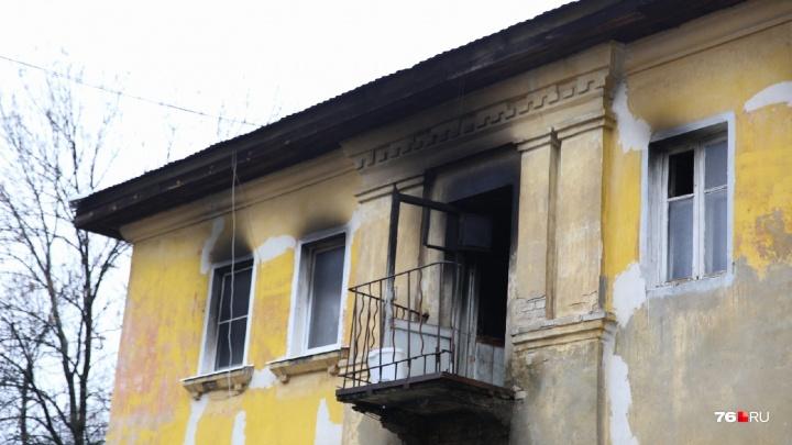 «С запахом гари можно жить»: жильцы сгоревшего дома на Зелинского могут остаться без компенсации