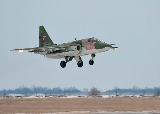 В Волгоградской области Су-25 запустят ракеты над Волгой и Доном