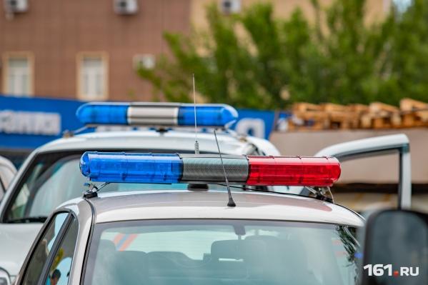 Полиция выясняет все обстоятельства аварии