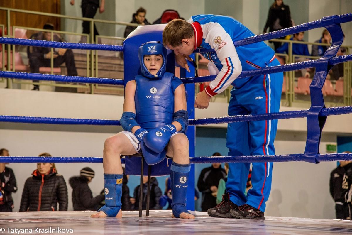 Международный турнир потайскому боксу проходит вНижнем Новгороде
